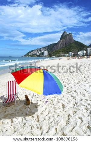 Ipanema, Rio de Janeiro - stock photo