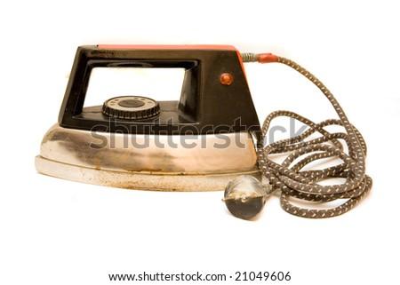 iron - stock photo