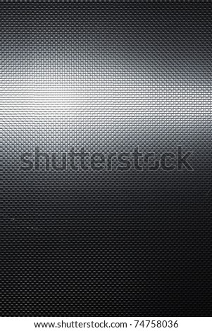 iron block texture - stock photo