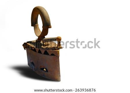 iron,object - stock photo