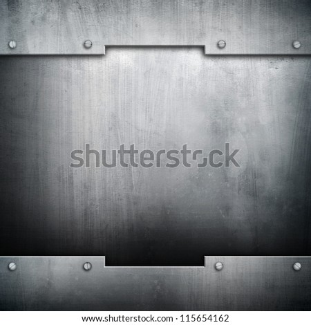 iron template background