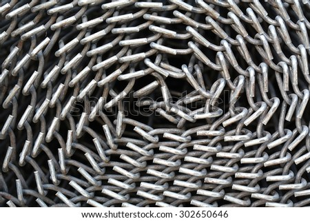 Iron wire fence, Stainless steel metal mesh.