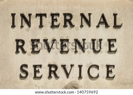 IRS Building - stock photo