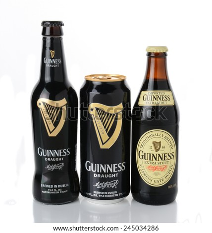 Guinness bottle stock images royalty free images for Guinness beer in ireland