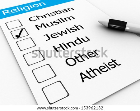 Islam or Muslim Religion as a Concept