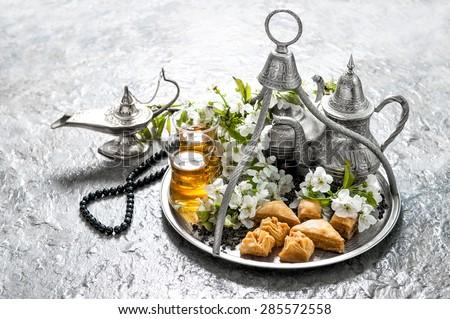 Great Ramadan Food Eid Al-Fitr Decorations - stock-photo-islamic-holidays-food-with-decoration-ramadan-kareem-eid-mubarak-oriental-hospitality-concept-285572558  Trends_464872 .jpg