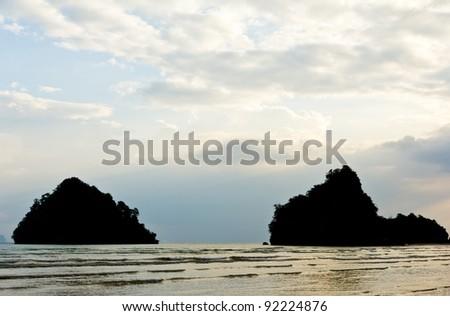 Islands - stock photo