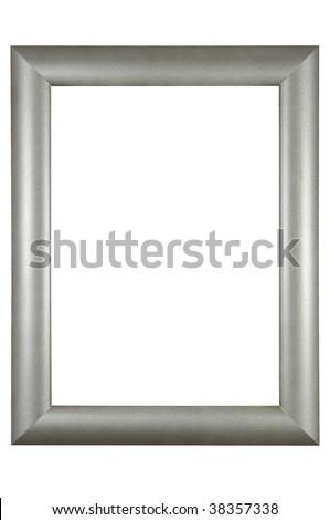 isolated frame - stock photo
