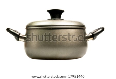 isolated kitchen object over  white background