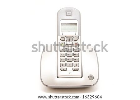 Isolated wireless phone