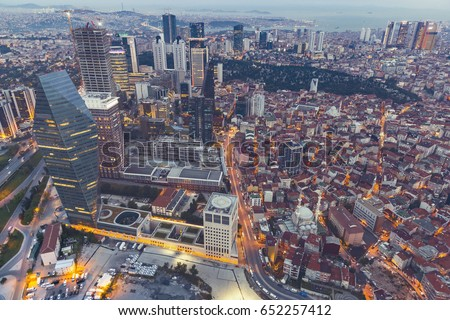 stock-photo-istanbul-view-from-air-shows