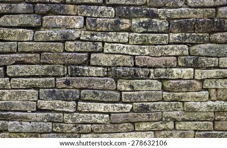 Istanbul Wall - stock photo