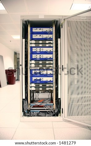 IT Equipment - stock photo