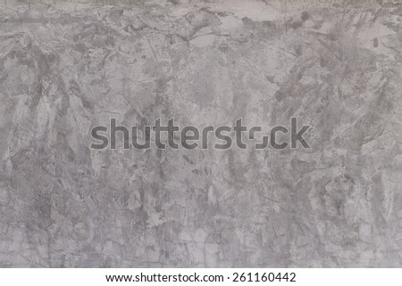 It is Cement and concrete wall for pattern and background. - stock photo
