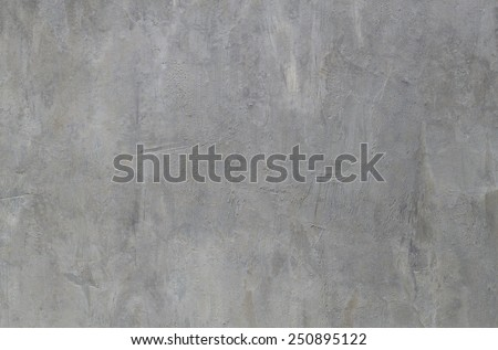 It is Design on cement for pattern and background. - stock photo