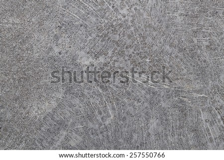 It is Scratch on cement for pattern. - stock photo