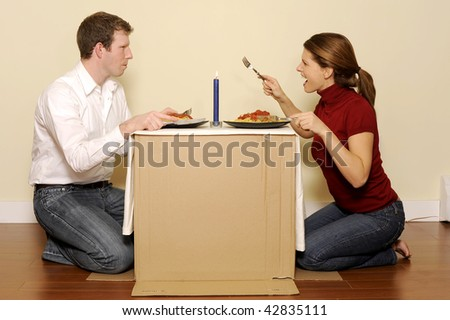 It's your fault - stock photo