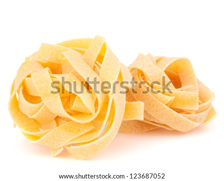 how to cook fettuccine nests