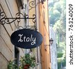 Italy - stock photo