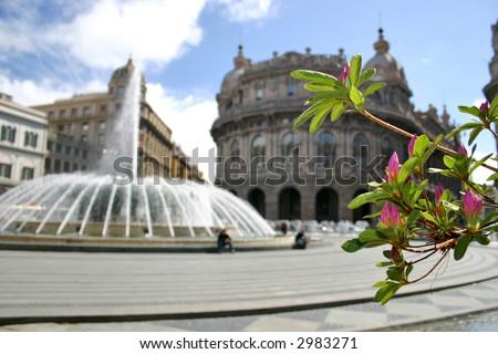 Italy, Genova - stock photo