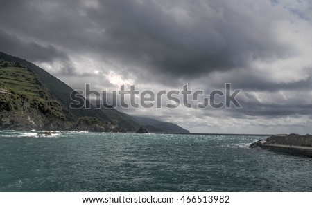 Italy sea tourism in europe beautiful travel location