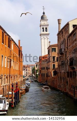 Italy - Venice 01 - stock photo