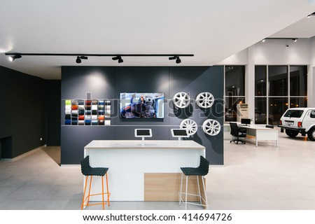 Showroom Design showroom interior stock images, royalty-free images & vectors