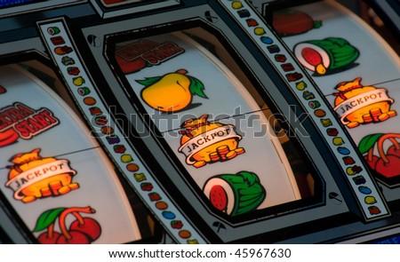 Jackpot! - stock photo