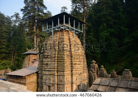 Jageshwar Temple at Almora is one of the oldest Hindu temples in Uttarakhand
