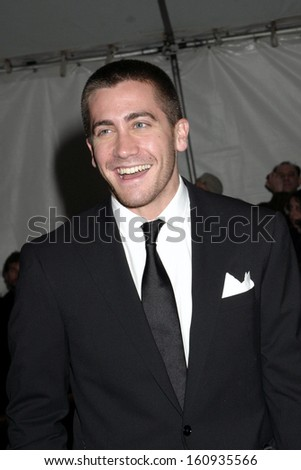 Jake Gyllenhaal at Costume Institute CHANEL Exhibit Opening Night Gala Benefit, Metropolitan Museum of Art, New York, NY, May 02, 2005