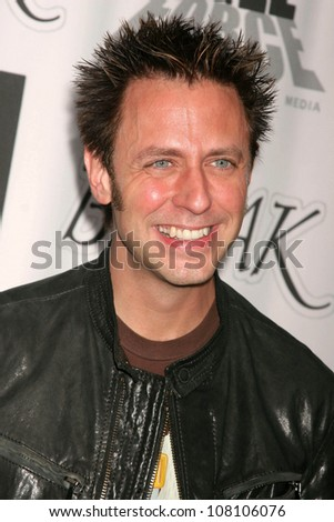 "James Gunn  at the Los Angeles Premiere of ""Break"". Crest Theater, Westwood, CA.  07-10-08"
