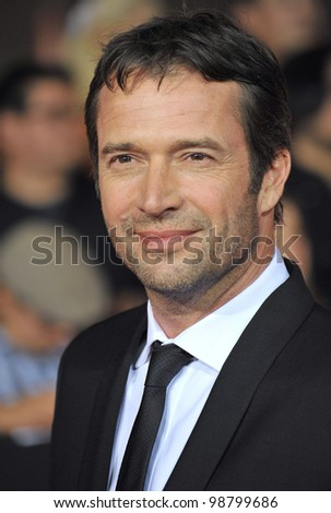 "James Purefoy at the world premiere of his new movie ""John Carter"" at the Regal Cinemas L.A. Live. February 22, 2012  Los Angeles, CA Picture: Paul Smith / Featureflash"
