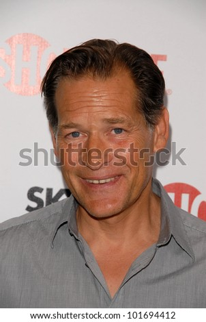 James Remar  at SHOWTIME's 2010 Emmy Nominee Reception, Skybar, West Hollywood, CA 08-28-10