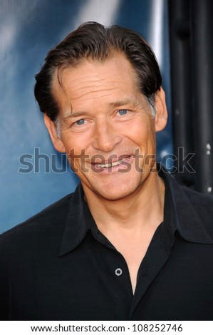 """James Remar  at the Los Angeles Premiere of """"Pineapple Express"""". Mann Village Theater, Westwood, CA. 07-31-08 - stock photo"""