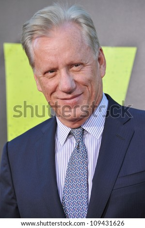 """James Woods at the world premiere of """"Savages"""" at Mann Village Theatre, Westwood. June 26, 2012  Los Angeles, CA Picture: Paul Smith / Featureflash - stock photo"""