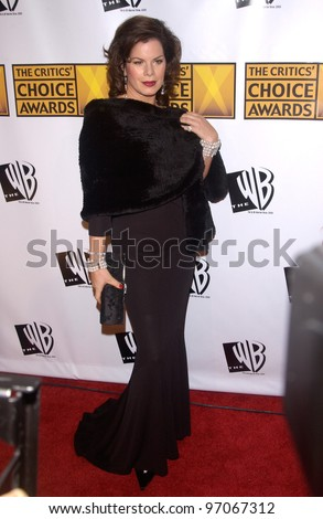 Jan 10, 2005; Los Angeles, CA:  Actress MARCIA GAY HARDEN at the 10th Annual Critcs' Choice Awards at the Wiltern Theatre, Los Angeles.