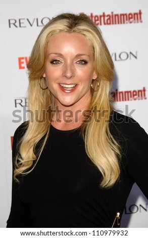 Jane Krakowski  at Entertainment Weekly's 5th Annual Pre-Emmy Party. Opera and Crimson, Hollywood, CA. 09-15-07 - stock photo