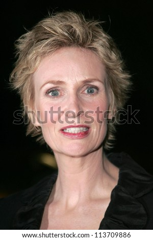 "Jane Lynch at the 4th season kick-off party for ""The L Word"". Hard Rock Cafe, Universal City, CA. 01-07-07"