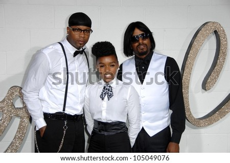 Janelle Monae at the Chloe Los Angeles Boutique Opening Celebration. Milk Studios, Los Angeles, CA. 04-23-09