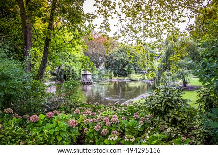 Csp 39 s portfolio on shutterstock for Jardin royal toulouse