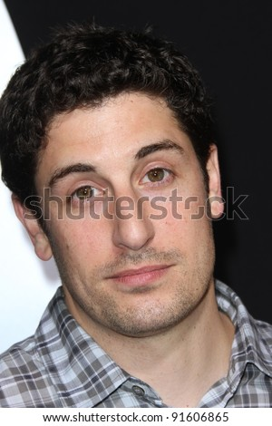 Jason Biggs at the 'Final Destination 5' Film Premiere, Chinese Theater, Hollywood, CA. 08-10-11 - stock photo