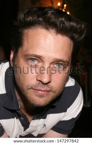 Jason Priestley at the  GBK MTV Movie Awards Gifting Suites  Crimson & Opera Los Angeles,  CA May 30, 2008