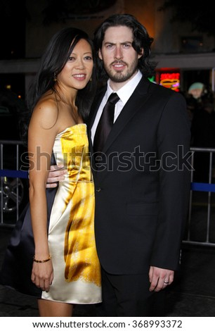 """Jason Reitman at the Los Angeles Premiere of """"Up In The Air"""" held at the Mann Village Theater in Westwood, California, United States on November 30, 2009.  - stock photo"""