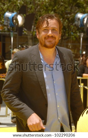 "Jason Segel at the ""Despicable Me"" Los Angeles Premiere , L.A. Live, Los Angeles, CA. 06-27-10"