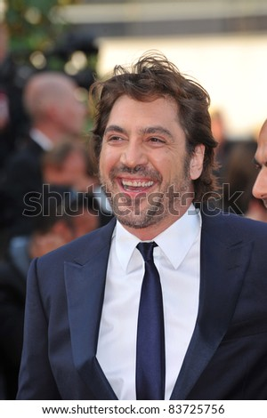 Javier Bardem at the closing Awards Gala at the 63rd Festival de Cannes. May 23, 2010  Cannes, France Picture: Paul Smith / Featureflash