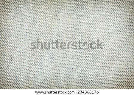 jean texture clothing fashion background of textile industrial - stock photo