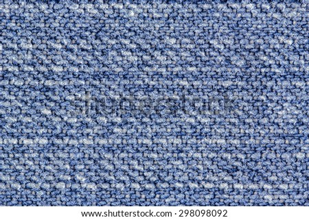 Jeans fabric texture extreme close up