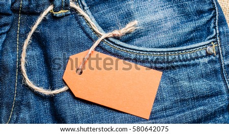 jeans tag dollar stock photo edit now 580642075 shutterstock