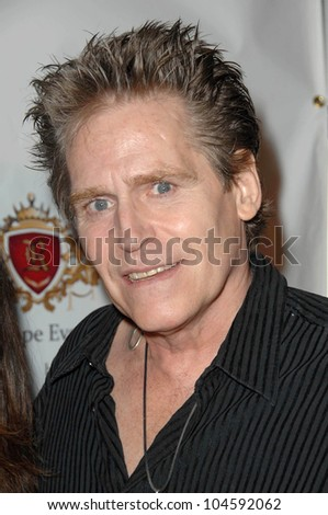 Jeff Conway at the Hollyshorts Haiti Charity VIP Webisode Celebration. Kress, Hollywood, CA. 08-08-09