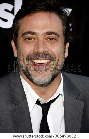 Jeffrey Dean Morgan at the Los Angeles premiere of Starz Series 'Magic City' held at the DGA Theater in Hollywood, USA on March 20, 2012.